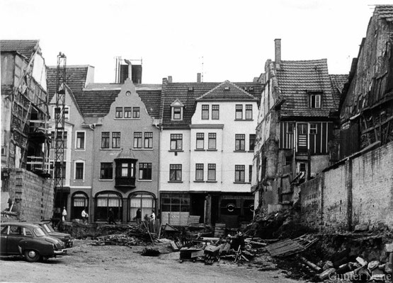 Gotha - Jüdenstrasse 1986