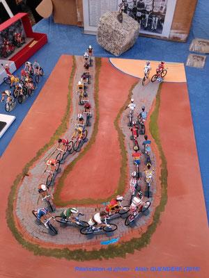 Diorama Paris-Roubaix