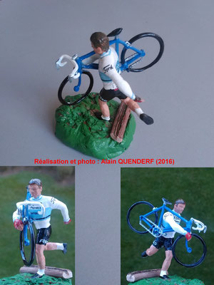 Jacques Anquetil - Cyclo cross