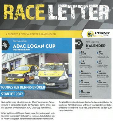 RaceLetter