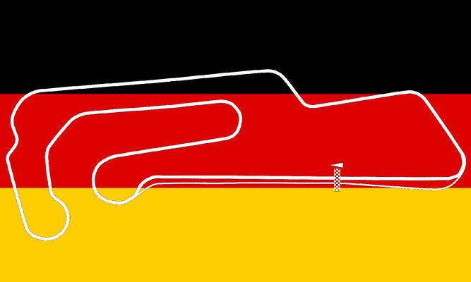 Motorsportarena Oschersleben Deutschland NATC 2020