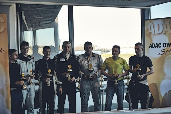 ADAC Dacia Logan Cup Pfister Racing #211 Dennis Bröker / Lucian Aron und H.A.R.D. Speed Motorsport und JAS Rennsport