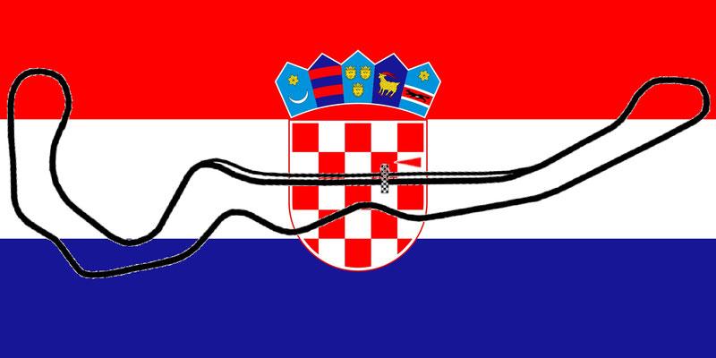Automotodrom Grobnik Kroatien ESET V4 Cup Series 2020