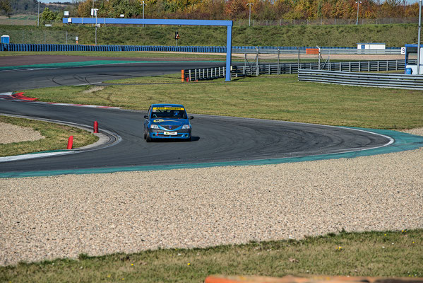 ADAC Dacia Logan Cup Pfister Racing #211 Dennis Bröker / Lucian Aron Motorsportarena Oschersleben
