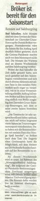 Lippische Landeszeitung Lokalsport Motorsport 2020 Bröker ist bereit für den Saisonstart