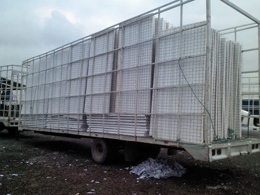 Suministro de Muro Panel PRECAST para viviendas afectadas por el sismo en Guerrero