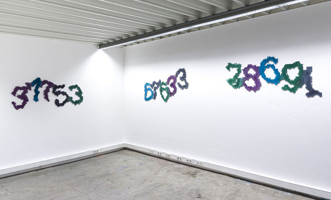 installation view Rundgang 2017 | HBK Essen | Foto@Matthias Weber