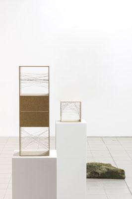 Ausstellungsansicht 5. Förderpreis |  2015 | Atelierhaus HBK