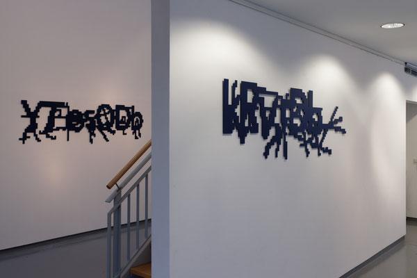 Ausstellungsansicht 2018 | Kunstverein Solinger Künstler