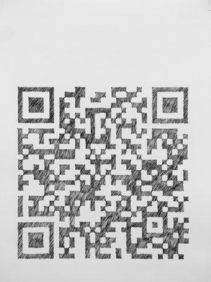 beategärtner|2019|Über allen Gipfeln|Tinte auf Büttenpapier|ca. 62x50 cm