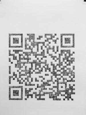 beategärtner|2019|Bunt sind schon die Wälder|Tinte auf Büttenpapier|ca. 62x50 cm