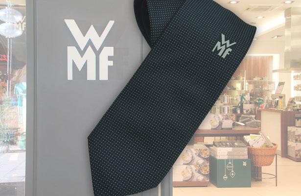 Krawatte für Messe