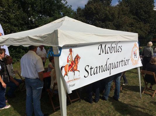 Banner Schützengruppe