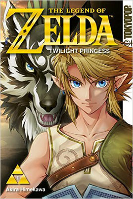 Akira Himekawa: The Legend of Zelda 11 - Twilight Princess