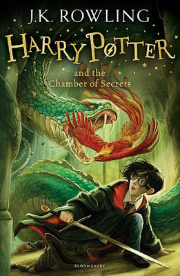 J.K. Rowling: Harry Potter and the Chamber of Secrets