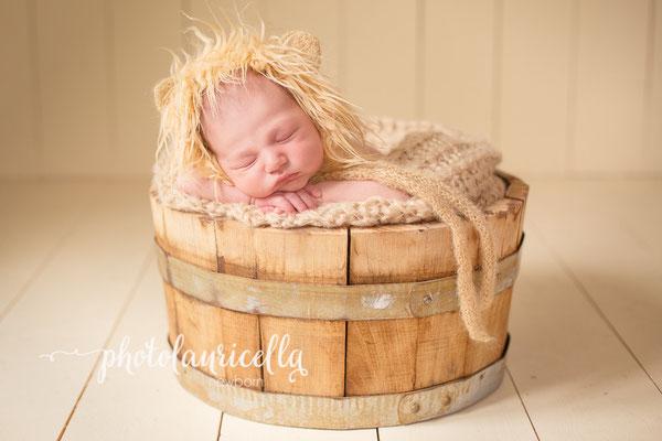 Löwenkostüm, Holzeimer, Schale, die schönsten Babybilder Gummersbach