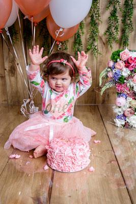 Cakesmash Kuchenshooting erster Geburtstag, Kindershooting, Studiofotografie, Gummersbach, NRW, Oberbergischer Kreis, www.photo-lauricella.de