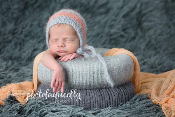 Babymütze handgemacht, Babyfotos Rösrath