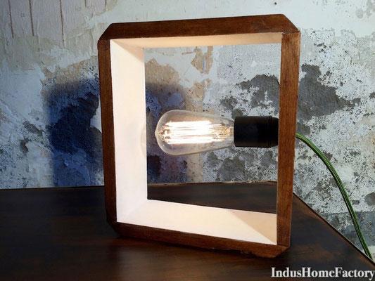 lampe bois