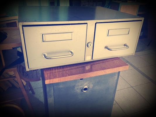 casier meuble métier