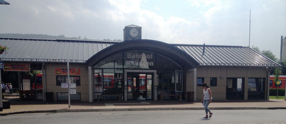 Bahnhof Willingen