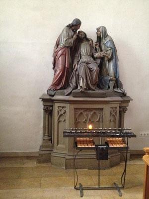 Lüdge: Tod des heiligen Joseph von Mormann