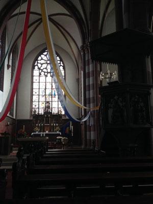 Lüdge: Mußestunde in St. Marien
