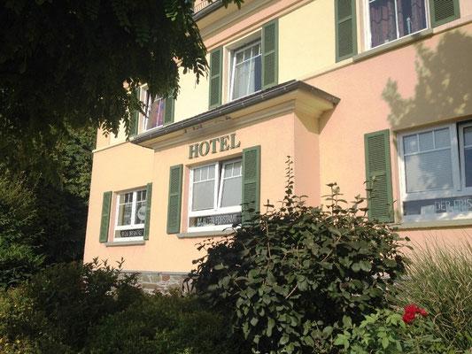 """Unterkunft in Herborn: Hotel """"Altes Forsthaus"""""""