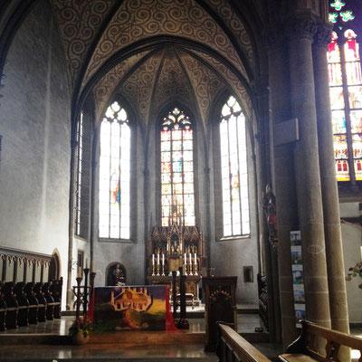 Mußestunde in St. Nikolaus