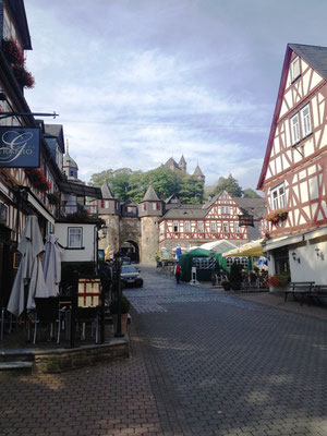 Stadtrundgang durch Braunfels