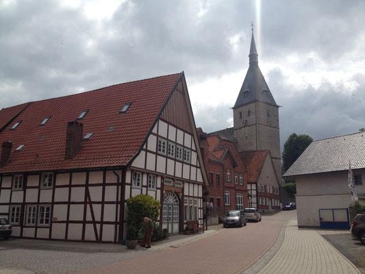 Nieheim: St. Nikolaus