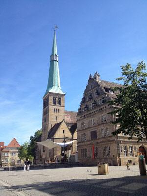 Hameln: Hochzeitshaus mit Glockenspiel
