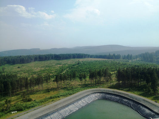 Ettelsberg: Wasserspeicher für Kunstschneebeschneiung