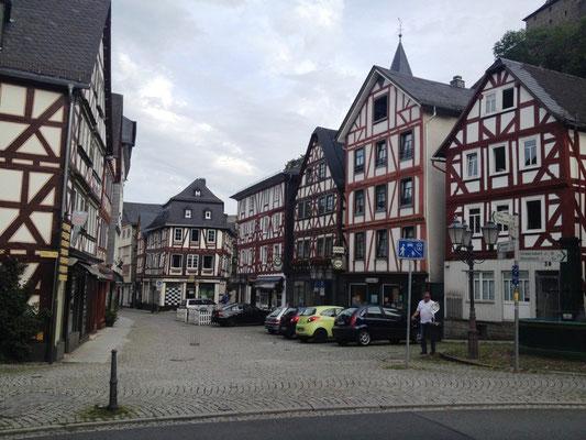 Neo-Fachwerk in Dillenburg