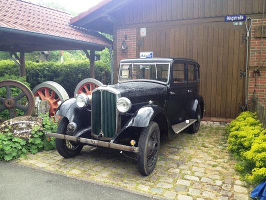 Rover Ten, Baujahr 1933
