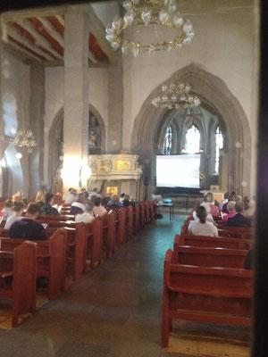 Hameln: Gottestdienst in der Marktkirche