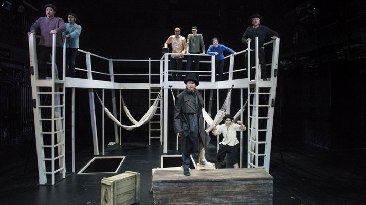 Moby Dick - Staatsoper Hannover