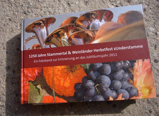 Weinländer Herbstfest - Erinnerungsbuch