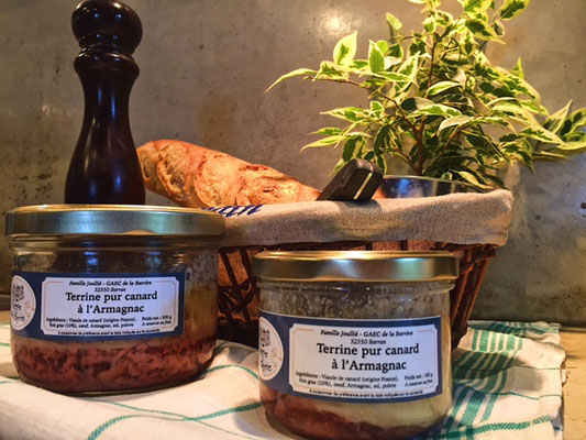 spécialités de canard du gers