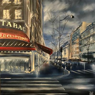Le Centenaire Paris - 90x90 cm