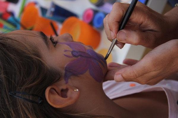 Maquillaje infantiles factoría del espectaculo