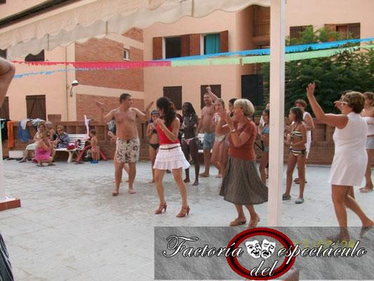 Fiestas de baile