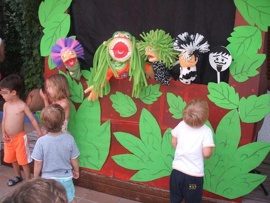 Fiestas infantiles Vila Franca del penedes