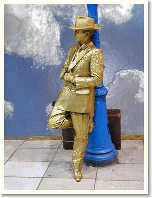 Estatuas Vivientes Lleida
