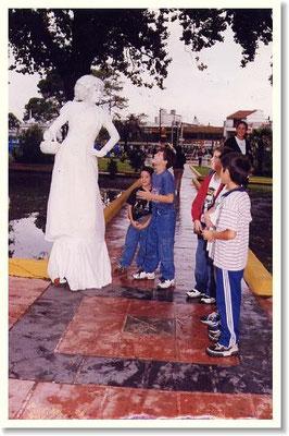 Estatuas Vivientes Fiestas eventos Tarragona