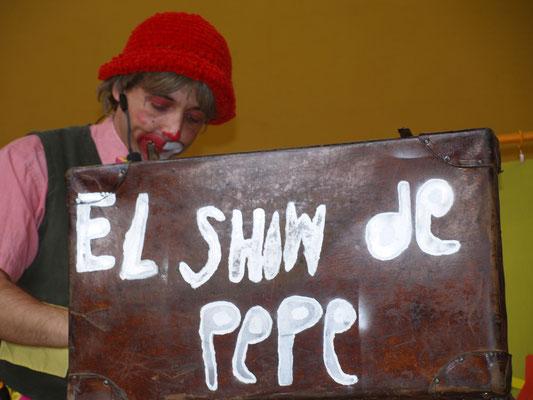 El show del payaso pepe