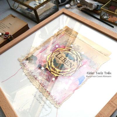 Mandala Gemälde vom Künstler kaufen