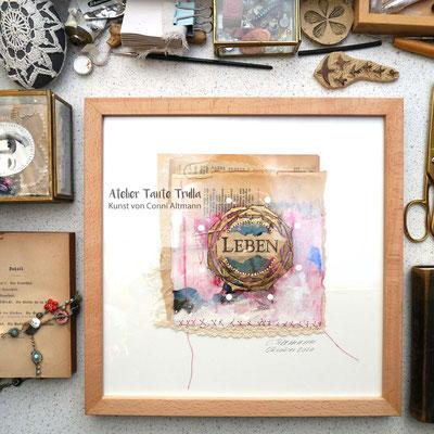Mandala-Gemälde vom Künstler kaufen