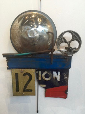 12 ION, Guinotte Wise (Sculpture) $380