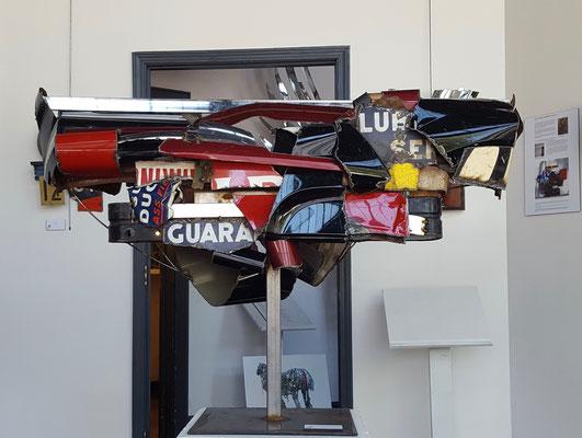 Mango Santa Maria's Shawl, Guinotte Wise (Sculpture) $1400